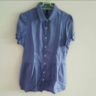 Fashion lab blouse L size