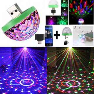 USB LED DISCO CHRISTMAS PARTY LIGHT
