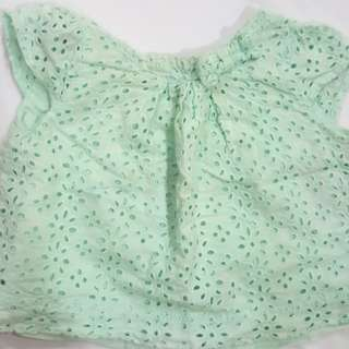 Poney blouse 12-18m