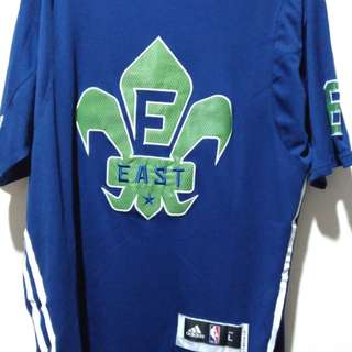 Baju all star east #6 JAMES Size L (made in vietnam)
