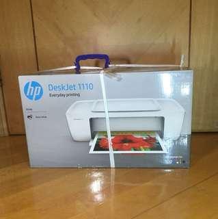 全新HP Printer (Deskjet 1110)