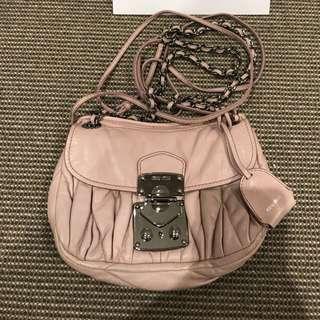 Authentic Miu Miu Mini Crossbody Bag