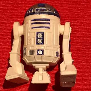 R2D2 - BendEms Figure (loose) Star Wars 1993 Just Toys