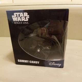Star war candy case