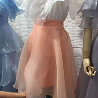 Bridesmaid Beige Dress