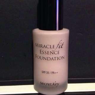 REPRICE - Secret Key Miracle Fit Secret Foundation