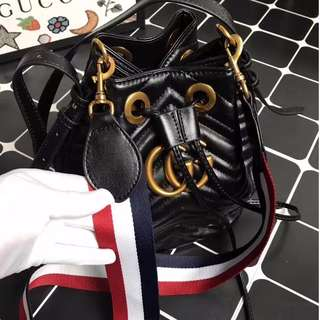 Gucci GG Marmont Bucket Bag