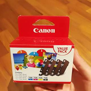 Canon 726 ink tank