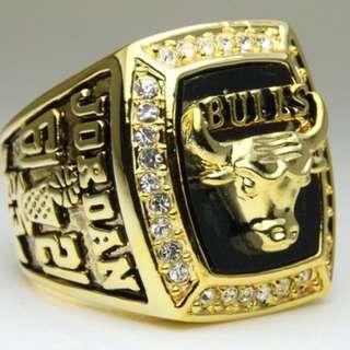 Chicago Bulls 1991 Commemorate Ring