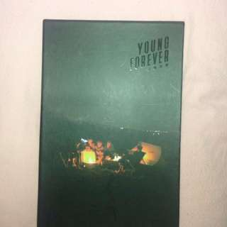 Young Forever Album (both ver)