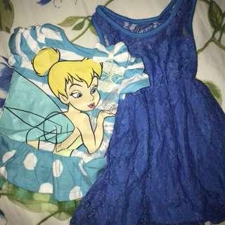Dress various sizes