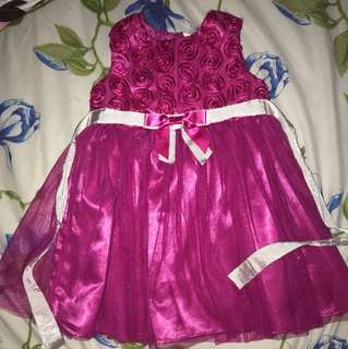 Sparkly party dress 3T