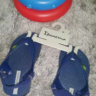 AUTH IPANEMA SLIPPERS