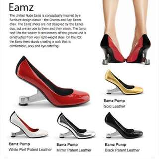 Brand New United Nude Eamz Pump