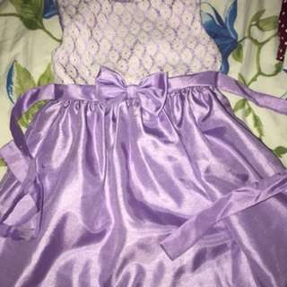 Party dress size 3T