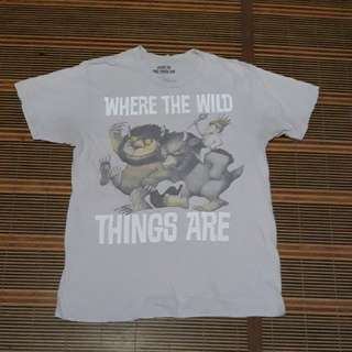 Tshirt Where The Wild Things Are