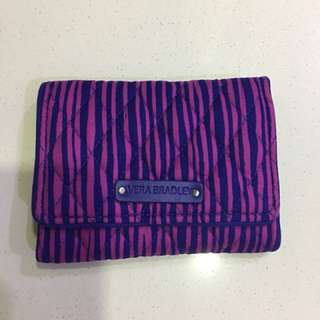 New Vera Bradley Euro Wallet