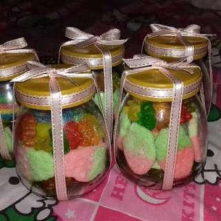 Gummies in a Jar