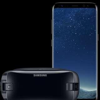 Samsung s8 64gb and VR bundle sale