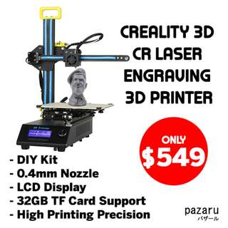 Creality 3D CR Laser Engraving 3D Printer