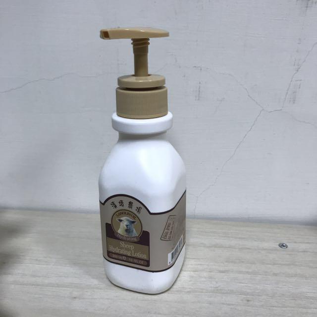 綿羊油乳液