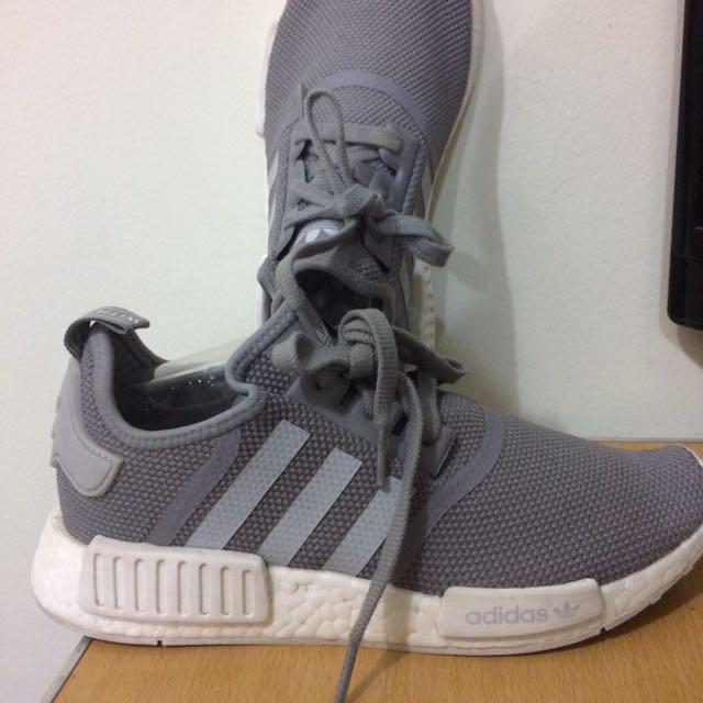 Adidas NMD gray