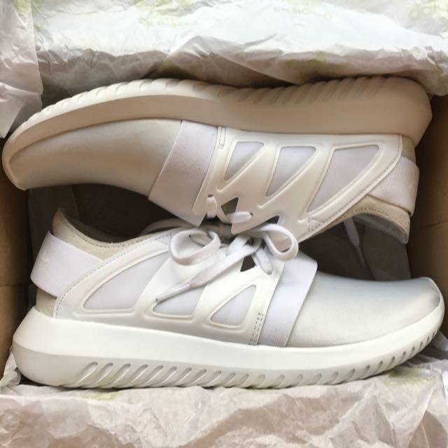 Adidas Originals Tubular Viral Women's - Core White