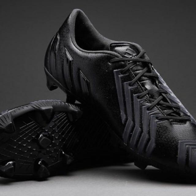 newest a7405 49041 ... coupon adidas predator instinct fg black black sports sports games  equipment on carousell 9002e 97636