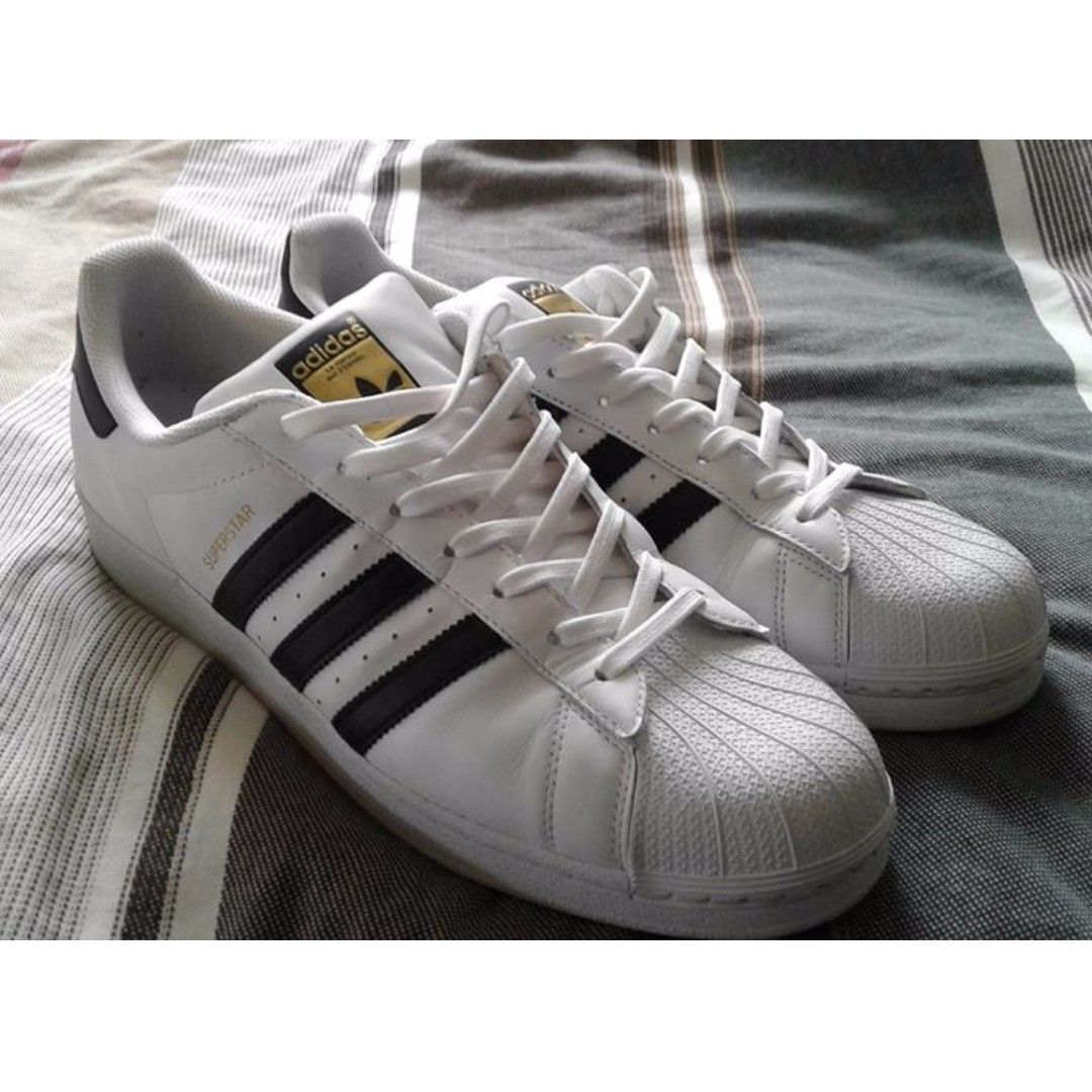 Adidas Superstar Shoes Size 12