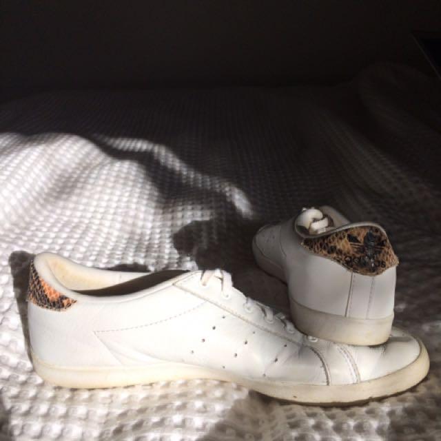 ADIDAS women's street shoes