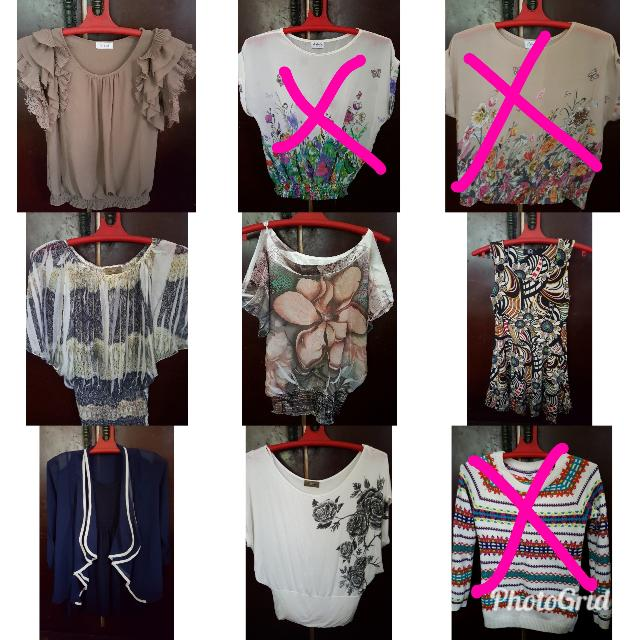AFFORDABLE TOPS