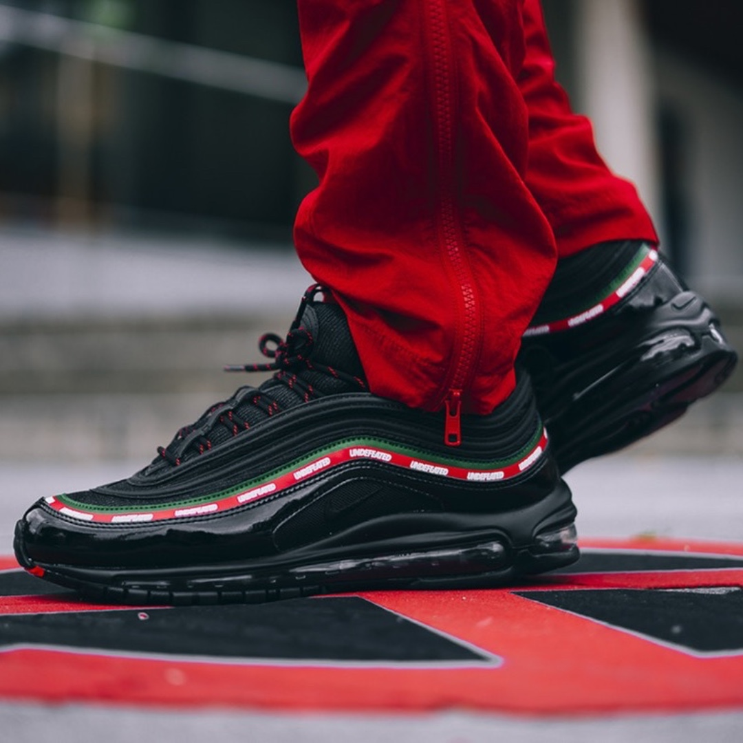 air max 95 x undefeated