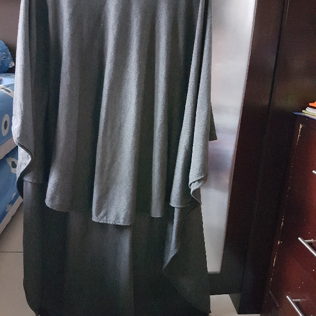 amita house long batwing tunik size m-l