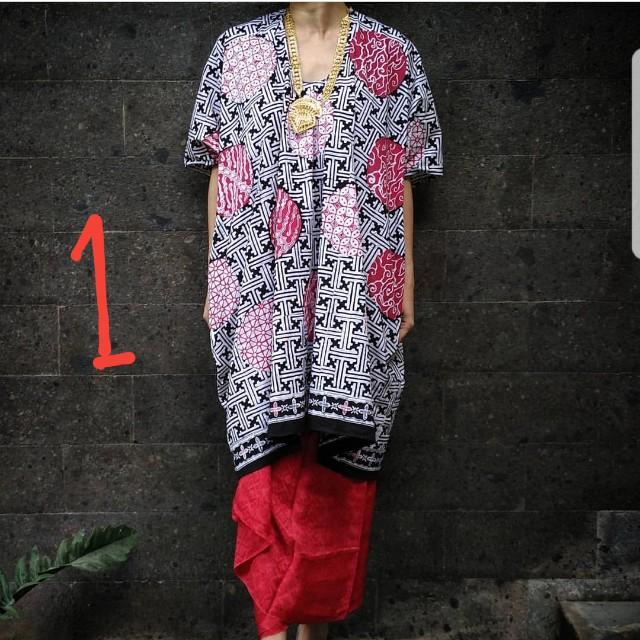 Aneka kaftan batik