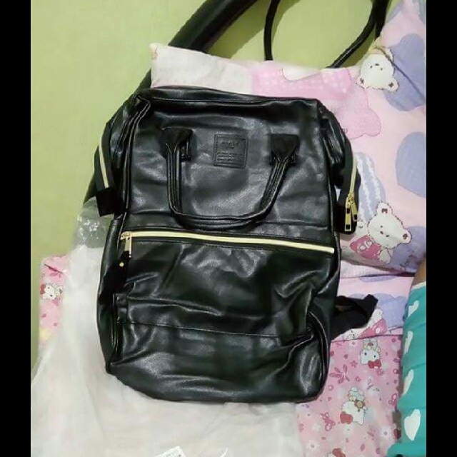 ANELLO LEATHER BAGS