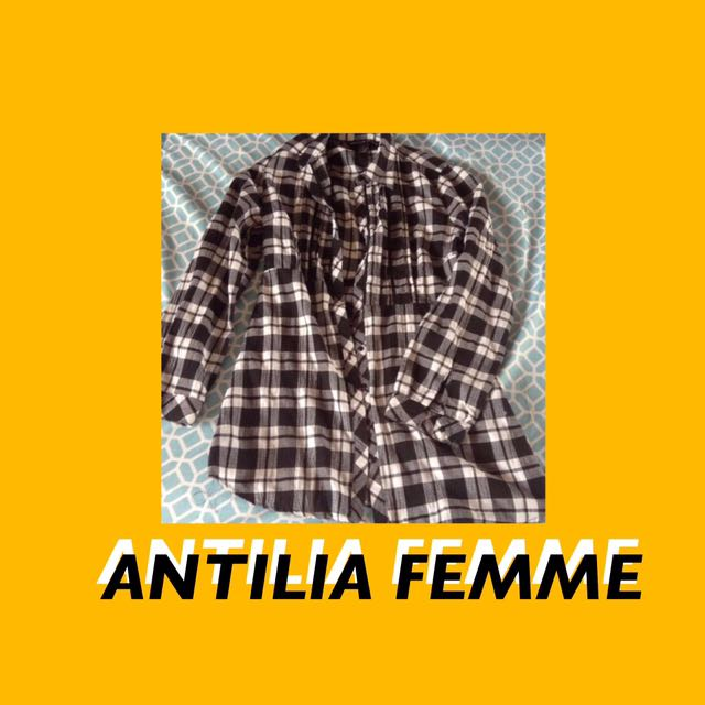 Antilia Femme Long Sleeves