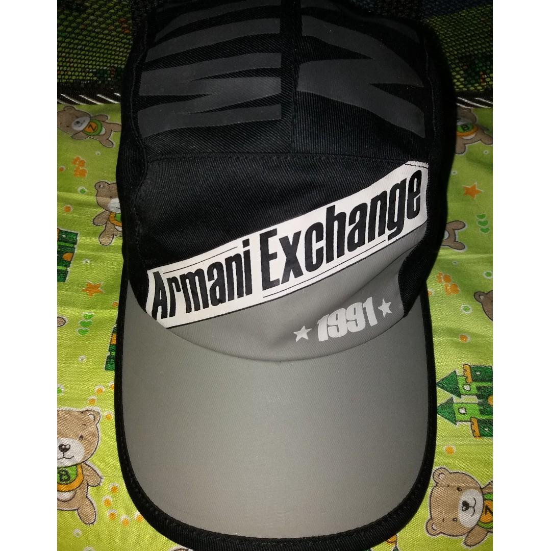 Armani Exchange AX Modern Design Cap 0935eaf75cf6