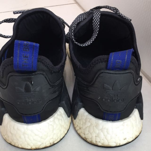 4306f7f289a7c Authentic Adidas Nmd R1 Blue Tab