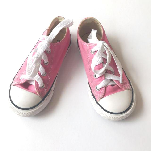 Authentic Converse Low Cut for Toddlers