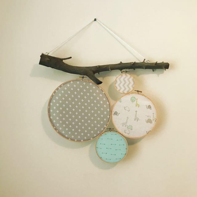 Baby Fabric Hanger