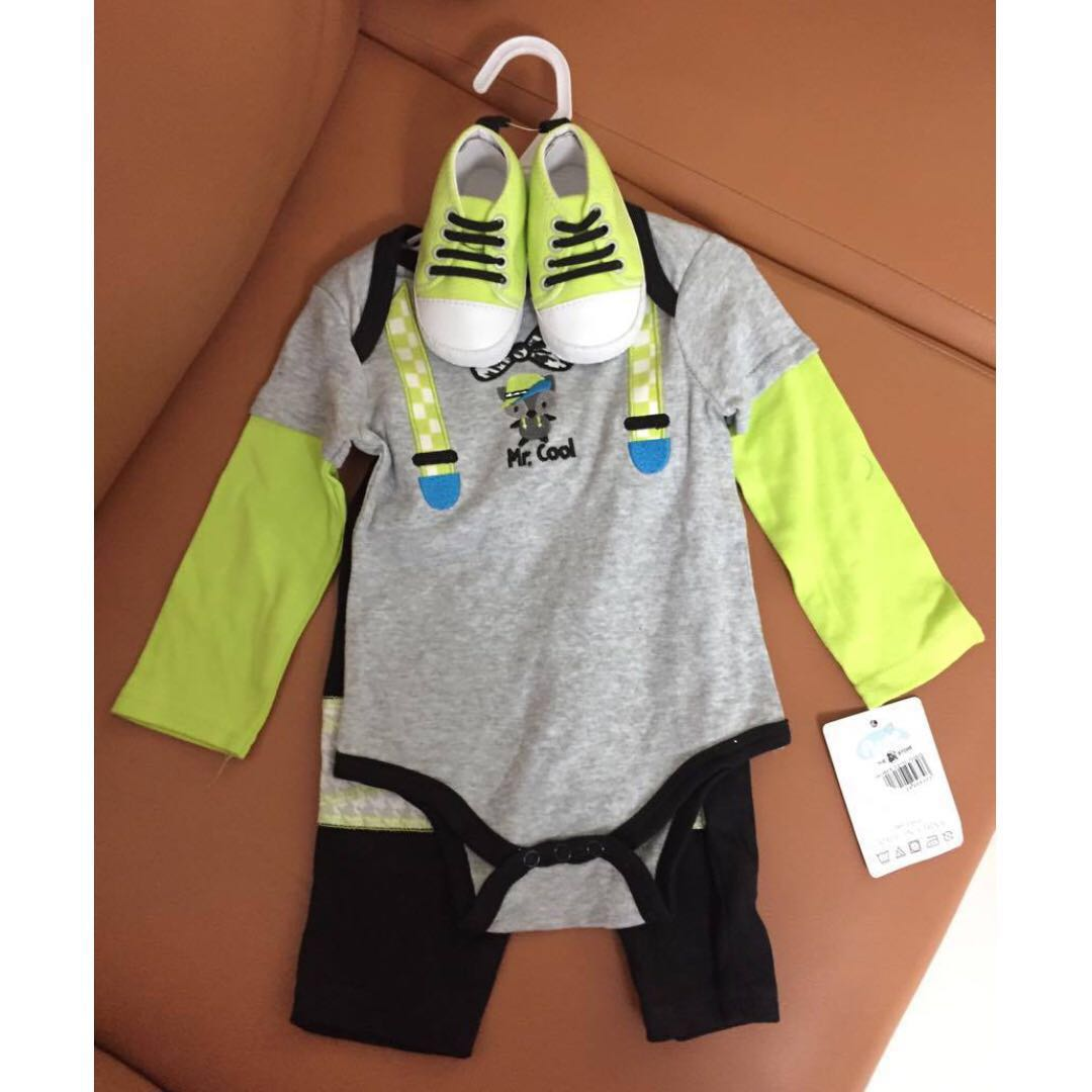 Baby Outfit - 2 Sets