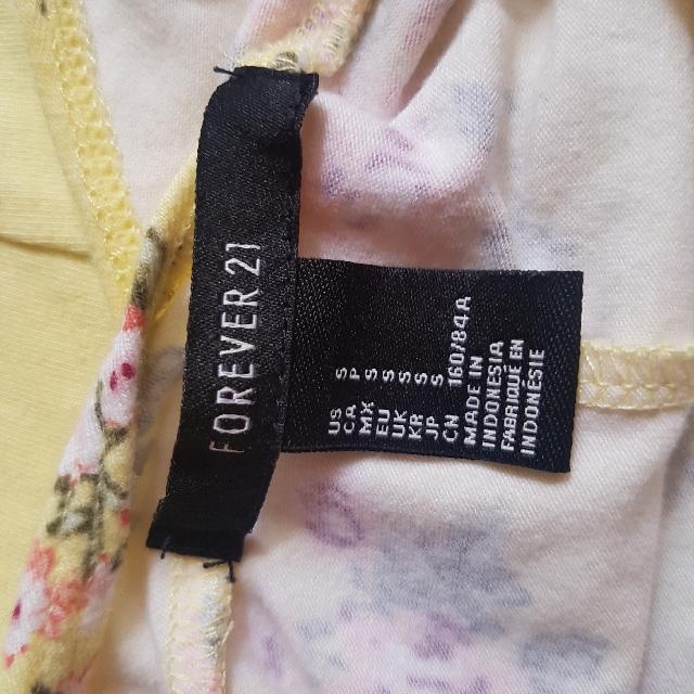 backless dress Forever 21