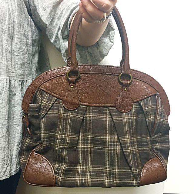 REPRICED BANANA REPUBLIC bag