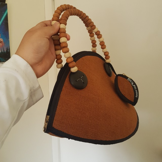 Beautiful and tough hand bag imported from the Philippines