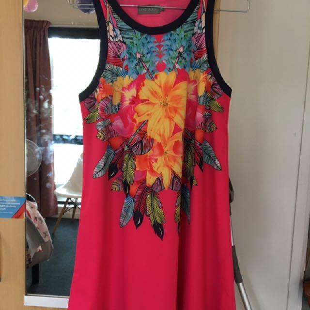 Beautiful dress from Australia size 8