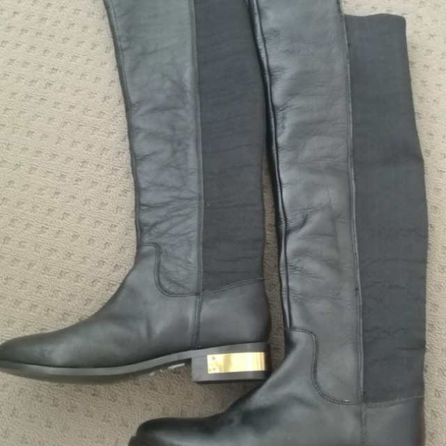 Beautiful real leather boots