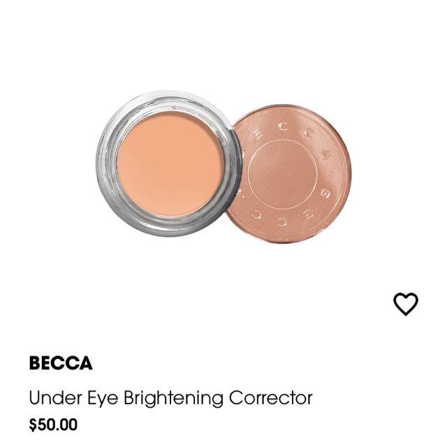 BECCA Undereye Brightening Corrector