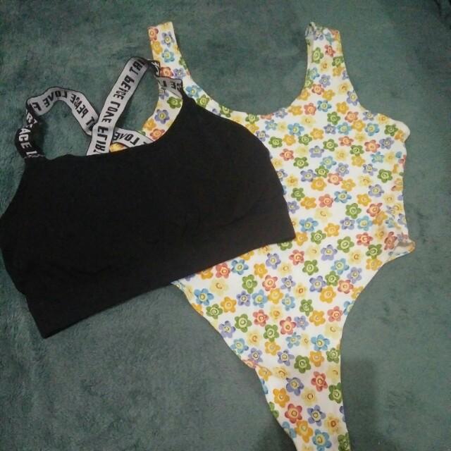 Bodysuit / brallete