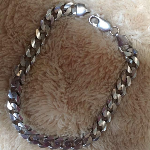 Bracelet 18kt wg