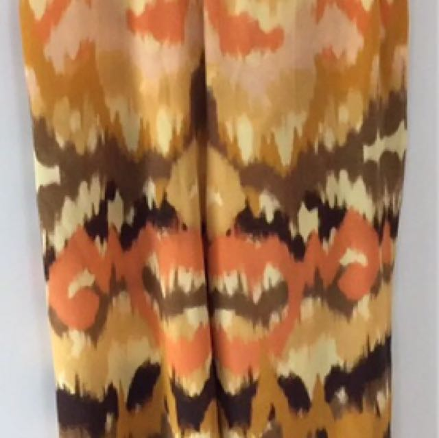 Camilla Franks size XL silk pant